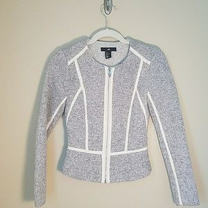H&M fitted jacket size 2